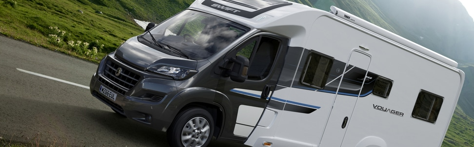 Merit RV's Swift Voyager 664 Motorhome